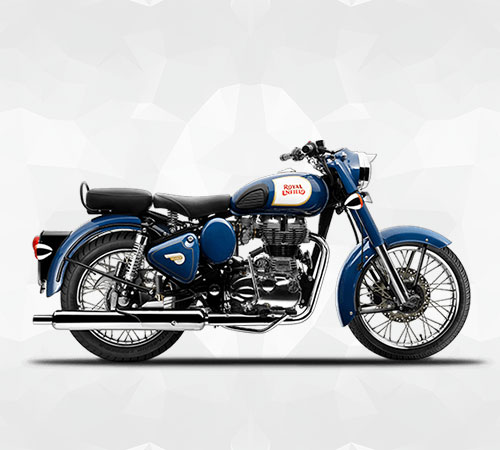 Royal Enfield Classic 350 CC for rent