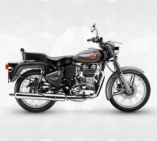 Royal Enfield Bullet 500 CC for rent