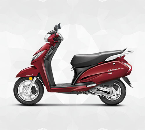 Activa 110 CC for rent