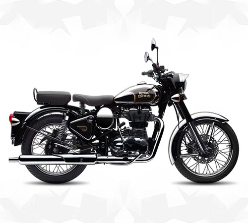 Royal Enfield Classic 500 CC for rent