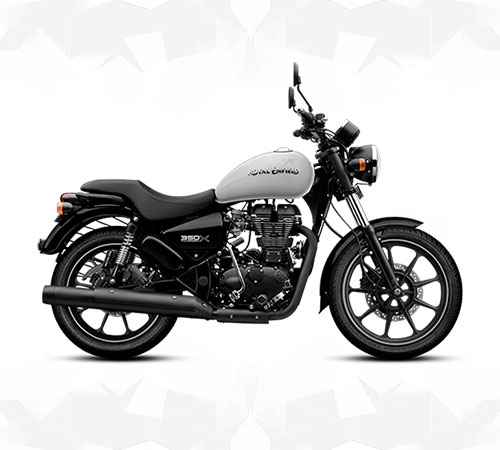 Royal Enfield Thunderbird 350 CC for rent